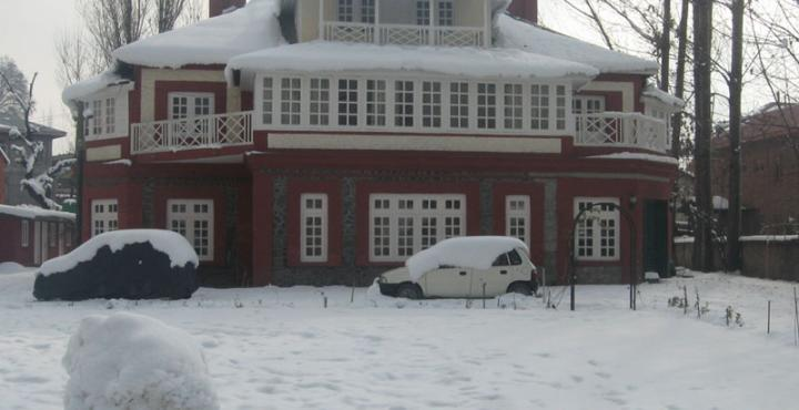 Colonels Kashmir Villa - dream vacation