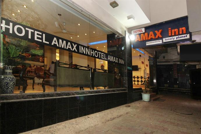 Hotel Amax Inn - dream vacation