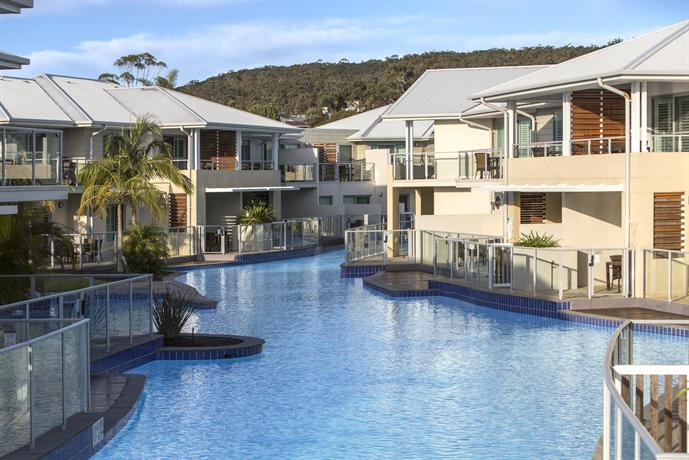 Oaks Pacific Blue Resort