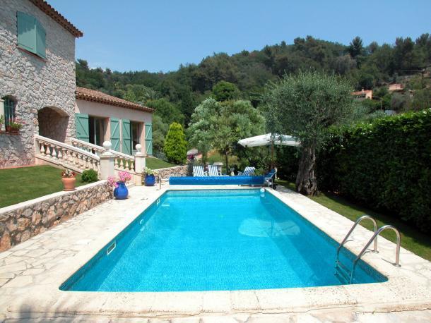 Villa in Menton I - dream vacation