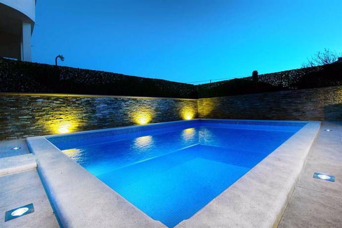 Aquarius Apartments Vodice - dream vacation