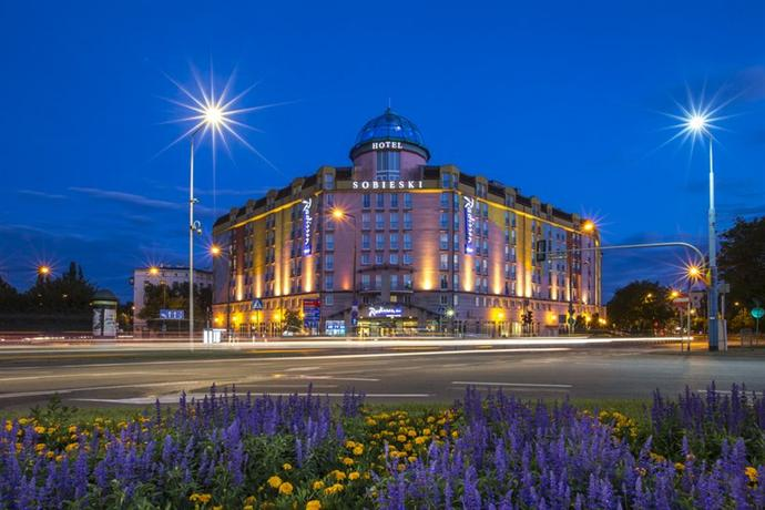 Radisson Blu Sobieski - dream vacation