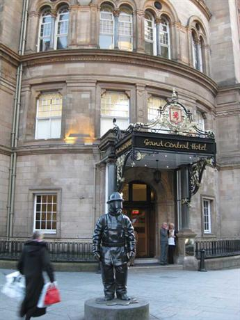 Grand Central Hotel Glasgow - dream vacation