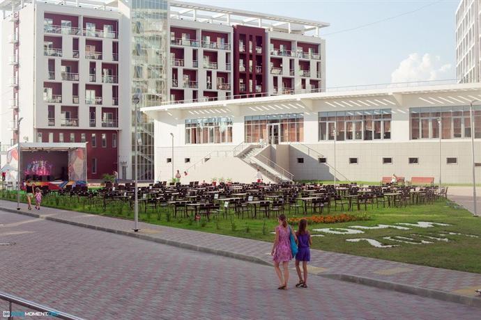 Курортный отель Bridge Resort