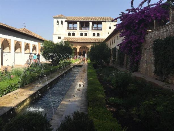 Palacio de Santa Ines - dream vacation