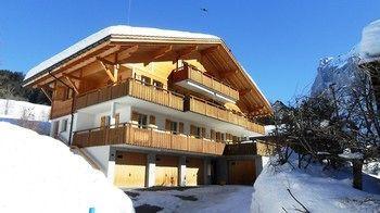Apartment Alpin DG 4 5 - GriwaRent AG - dream vacation