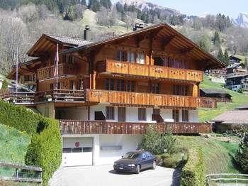 Apartment Barefalli 4 5 - GriwaRent AG - dream vacation