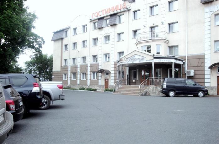 Гостиница Надежда