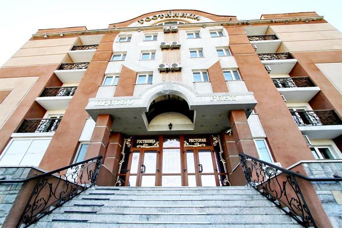 Гостиница Рент