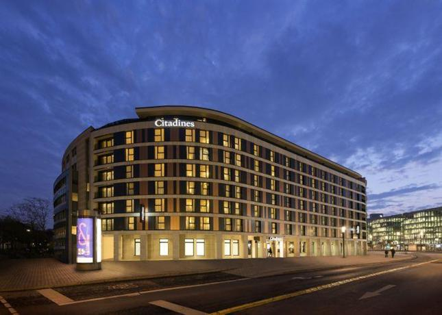 Citadines City Centre Frankfurt - dream vacation