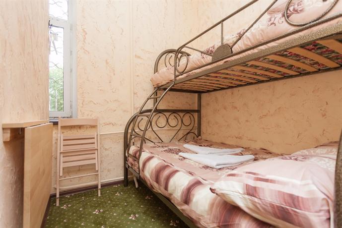 Отель Winterfell на Смоленской