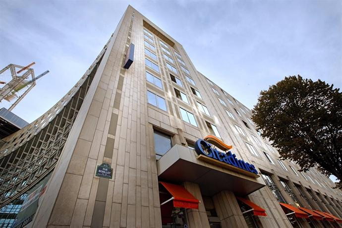 Citadines Place d\'Italie Paris - dream vacation