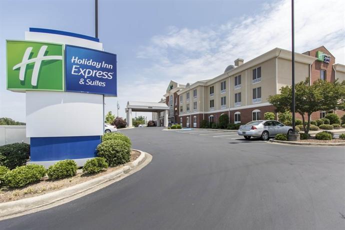 Holiday Inn Express Cullman - dream vacation