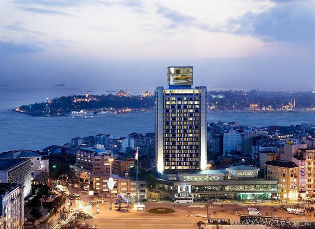 The Marmara Taksim - dream vacation