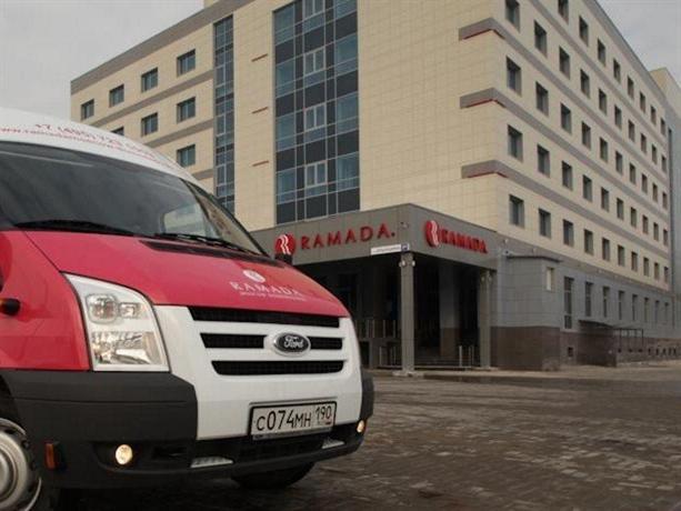 Ramada Moscow Domodedovo - dream vacation