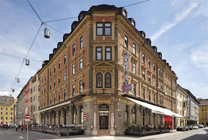 Central Hotel Innsbruck - dream vacation