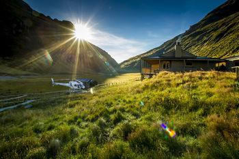 Minaret Station Alpine Lodge - dream vacation