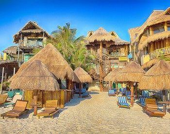 Playa Canek Boutique Eco Hotel - dream vacation
