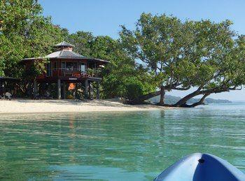 Sunrise Beach Cabanas Eco-Resort - dream vacation