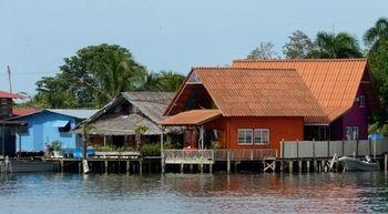 Orange House - Over the Water Rental - dream vacation