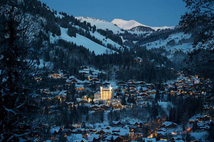 Gstaad Palace Hotel - dream vacation