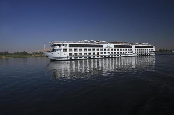 Iberotels Cruise Aswan Hotel - dream vacation