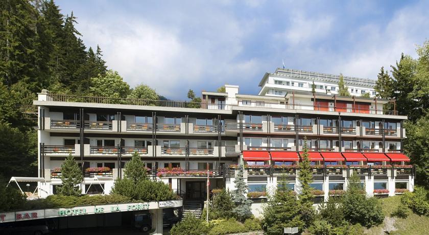 Hotel De la Foret Crans-Montana - dream vacation