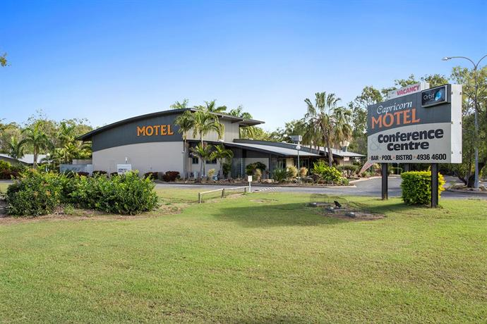 Capricorn Motel & Conference Centre - dream vacation
