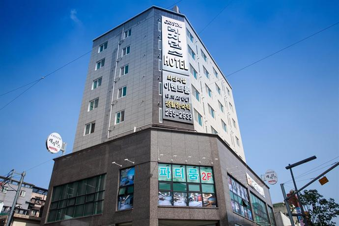 Crystal Residence Hotel Daejeon - dream vacation