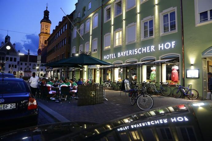 Hotel Bayerischer Hof Freising - dream vacation