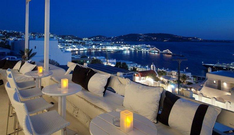 Mykonos View Hotel - dream vacation