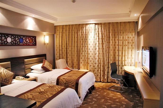 Landmark Canton Hotel - dream vacation