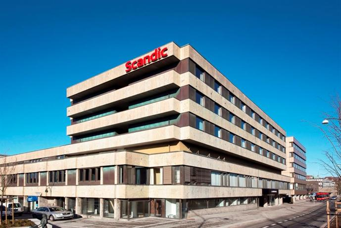 Scandic City Hotel - dream vacation