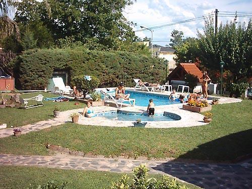 Complejo El Rosedal - dream vacation