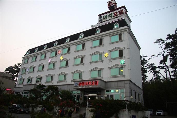 굿스테이 무안 비치 호텔