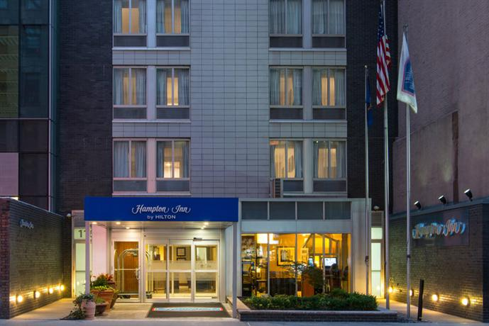 Hampton Inn Madison Square Garden New York Sammenlign Hotelltilbud