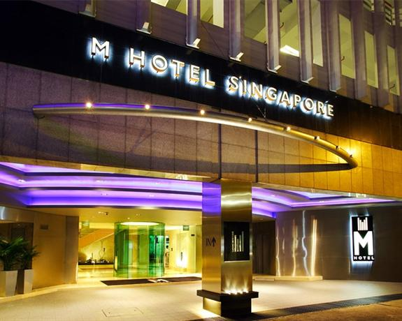 M Hotel Singapore - dream vacation