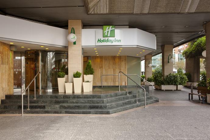 Holiday Inn Madrid Bernabeu - dream vacation