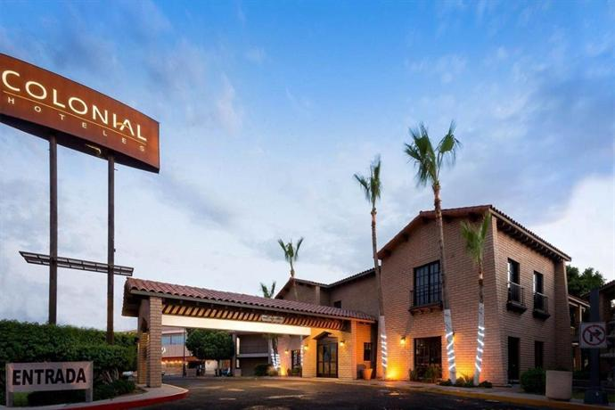 Hotel Colonial Mexicali - dream vacation