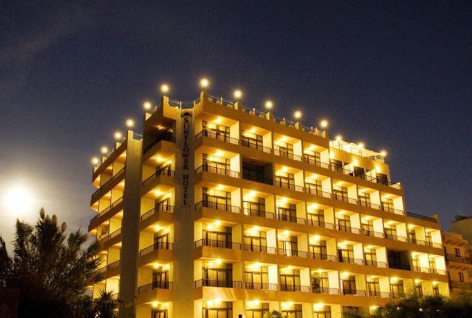 Sunflower Hotel Qawra - dream vacation