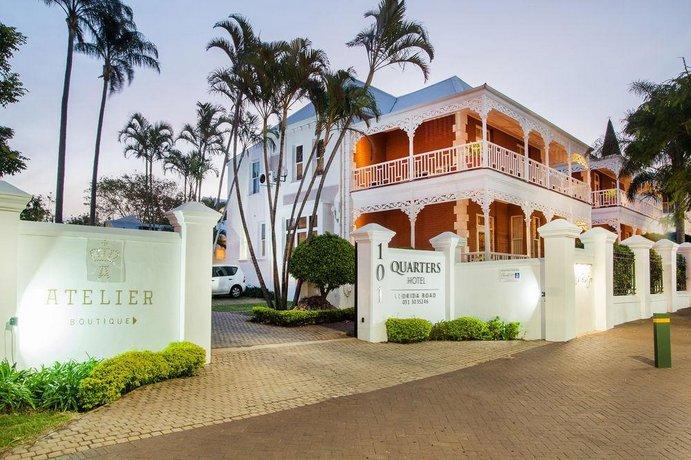 Quarters Hotel - dream vacation