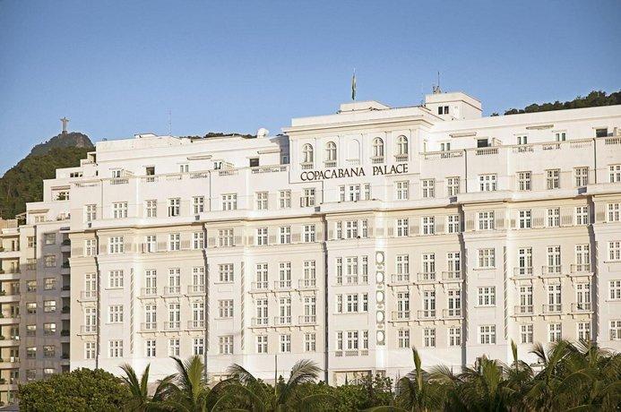 Belmond Copacabana Palace - dream vacation