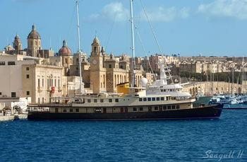 Seagull II Luxury Historic Static Charter - dream vacation