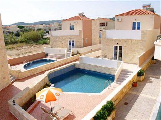 Platanias Private Villa - dream vacation