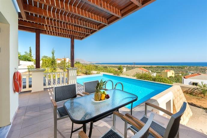 Aegean Blue Villa\'s - dream vacation