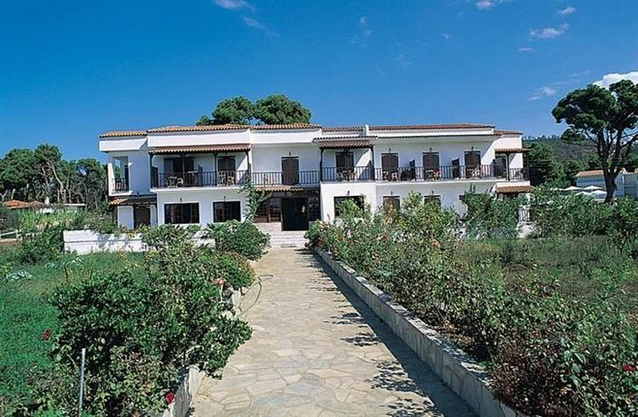 Zeus Hotel Koukounaries - dream vacation