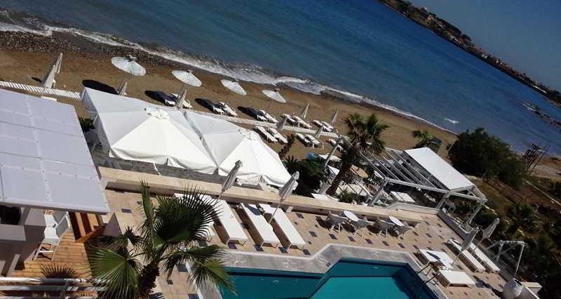 Petradi Beach Hotel Apartments - dream vacation