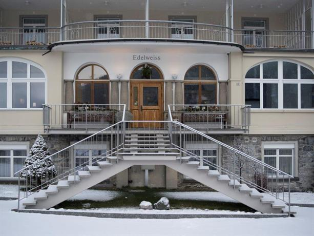 Edelweiss Hotel Davos - dream vacation