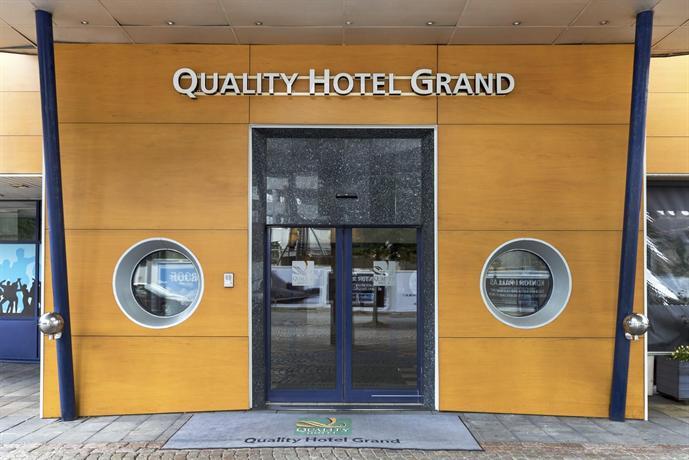 Quality Hotel Grand Boras - dream vacation