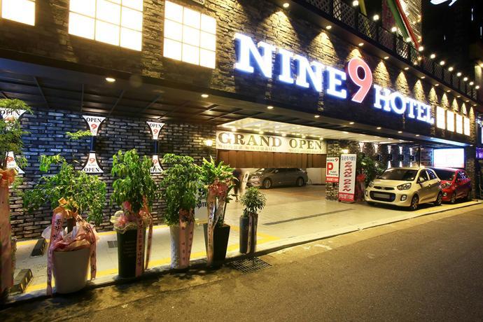 Bucheon Nine Hotel 9 - dream vacation